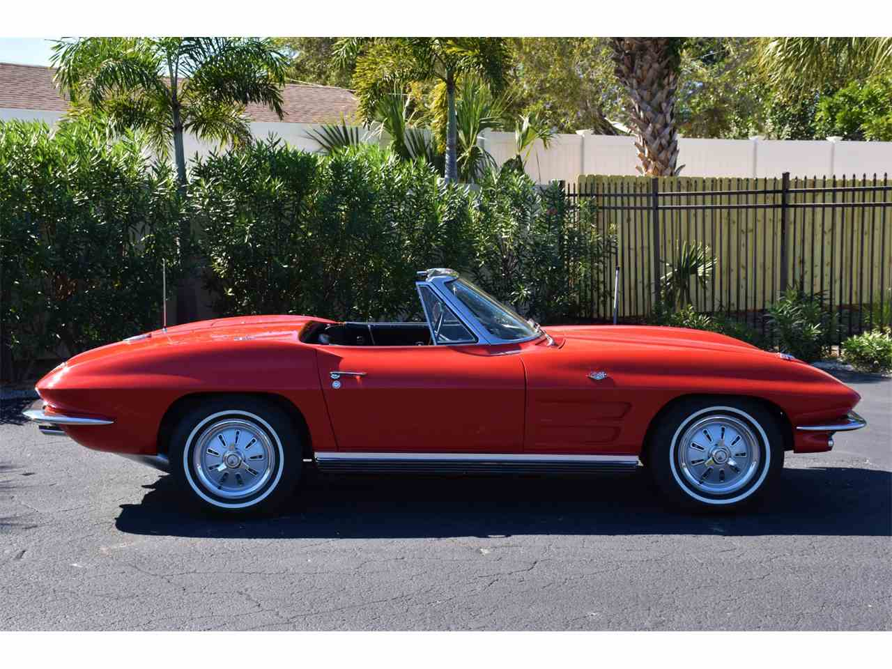 Large Picture of 1964 Chevrolet Corvette located in Venice Florida - MCOS