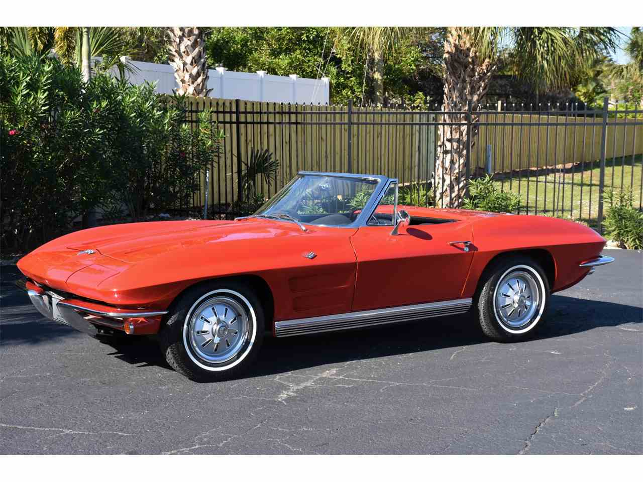 Large Picture of '64 Corvette located in Venice Florida Auction Vehicle - MCOS