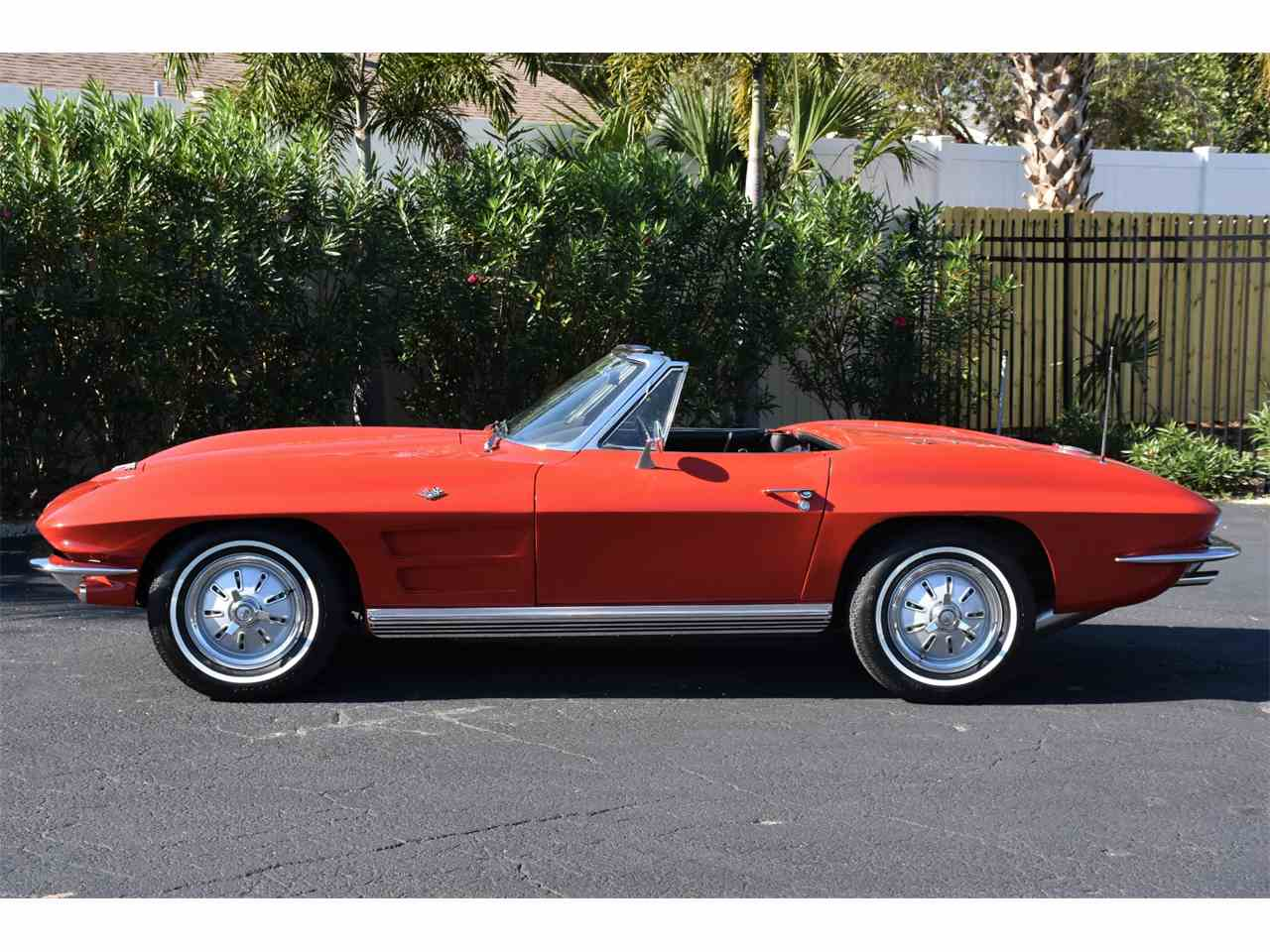 Large Picture of 1964 Corvette located in Venice Florida Auction Vehicle - MCOS