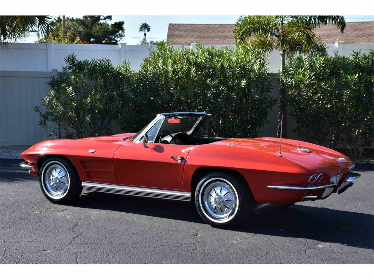 Large Picture of Classic '64 Chevrolet Corvette located in Florida Auction Vehicle Offered by Ideal Classic Cars - MCOS