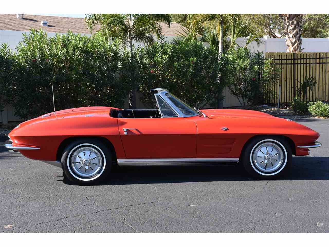 Large Picture of Classic '64 Corvette located in Venice Florida Offered by Ideal Classic Cars - MCOS