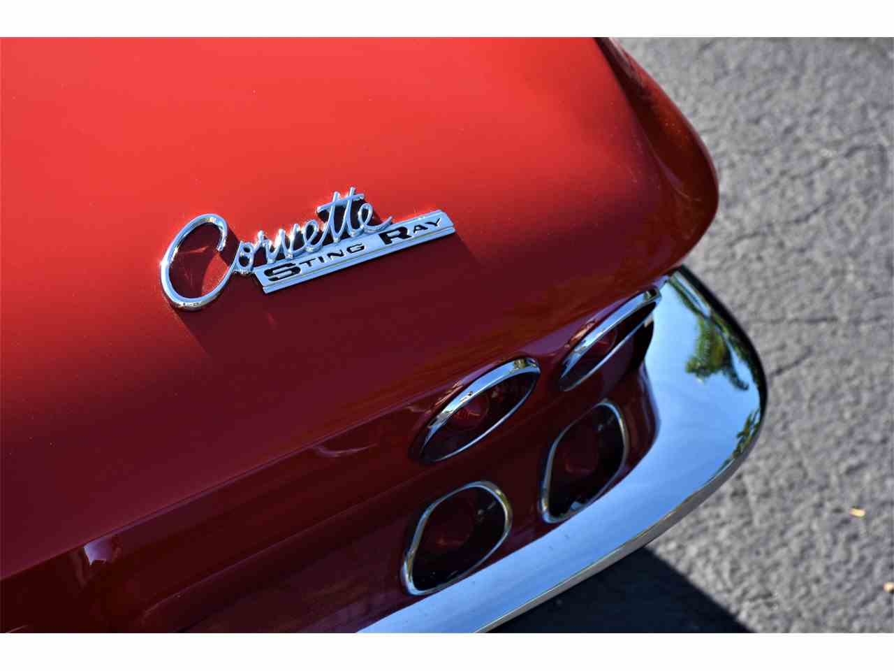 Large Picture of 1964 Chevrolet Corvette located in Venice Florida Auction Vehicle - MCOS