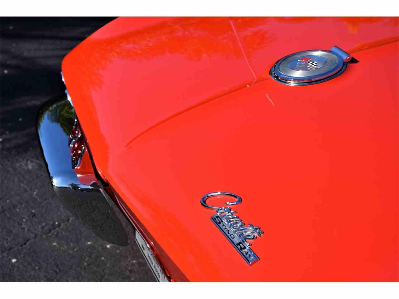 Large Picture of Classic '64 Chevrolet Corvette Auction Vehicle - MCOS