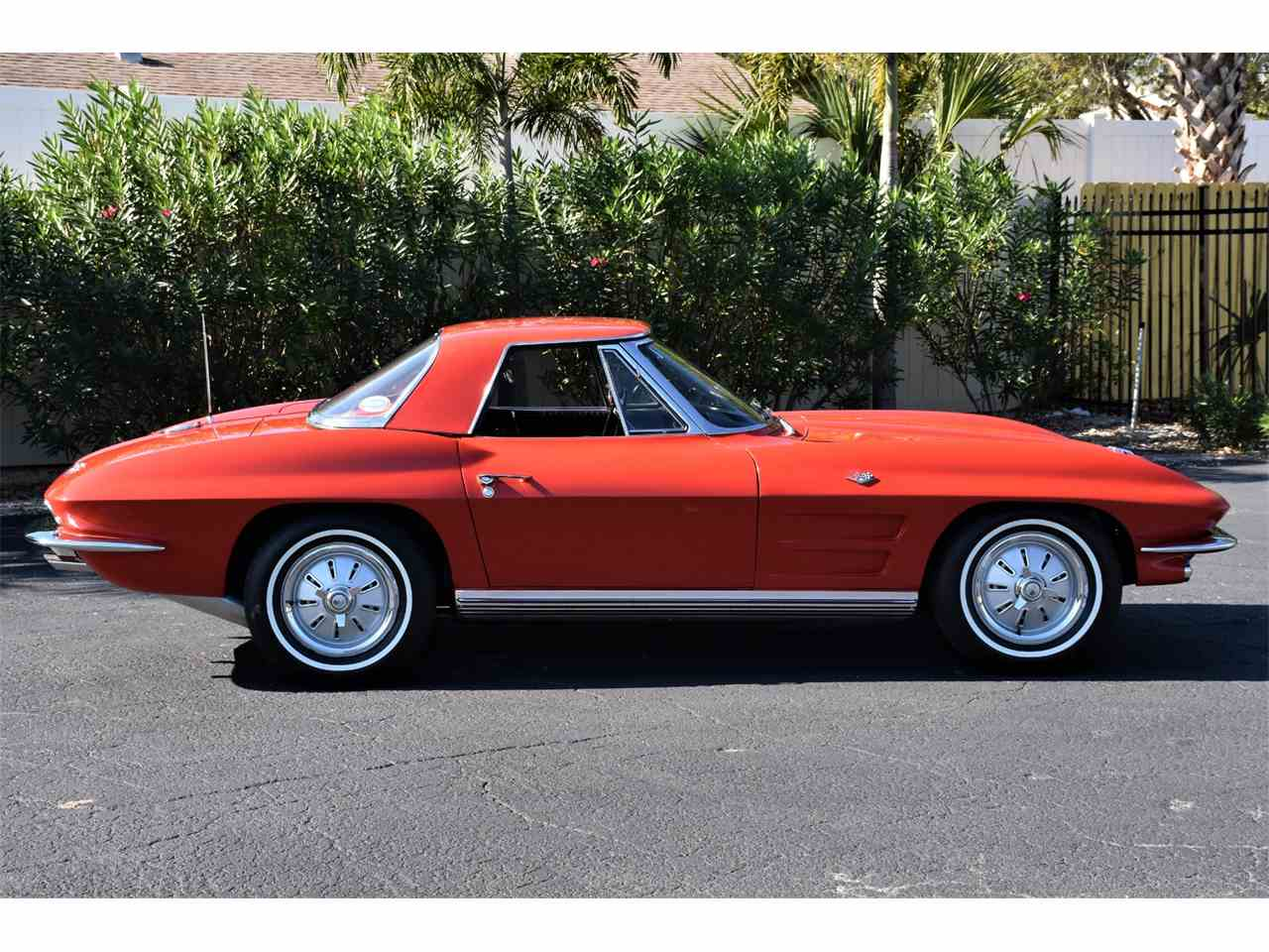 Large Picture of Classic '64 Corvette Auction Vehicle Offered by Ideal Classic Cars - MCOS