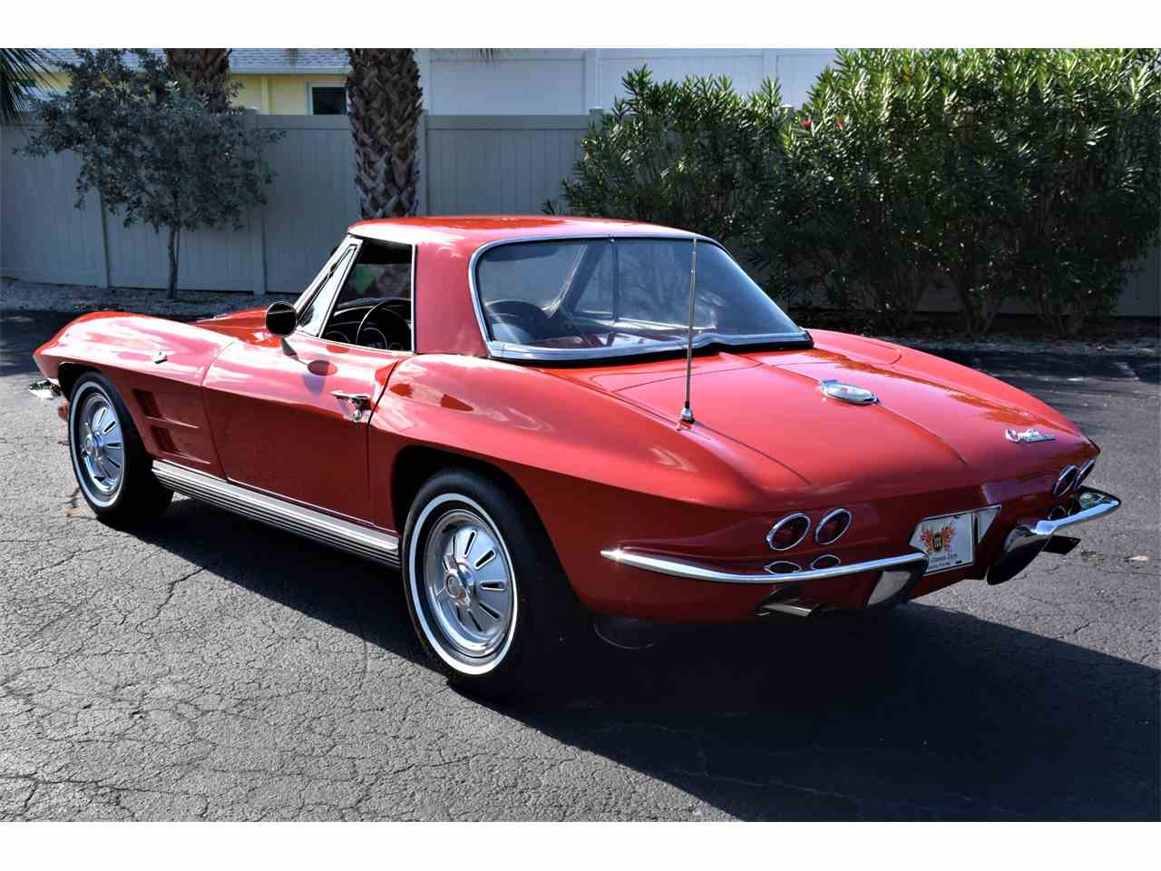 Large Picture of '64 Corvette located in Venice Florida Auction Vehicle Offered by Ideal Classic Cars - MCOS