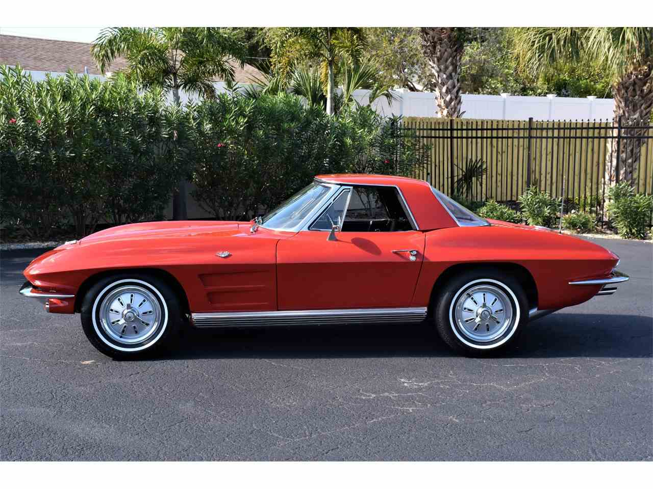 Large Picture of Classic 1964 Corvette Auction Vehicle Offered by Ideal Classic Cars - MCOS