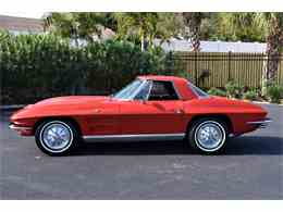Picture of '64 Chevrolet Corvette located in Florida Auction Vehicle Offered by Ideal Classic Cars - MCOS