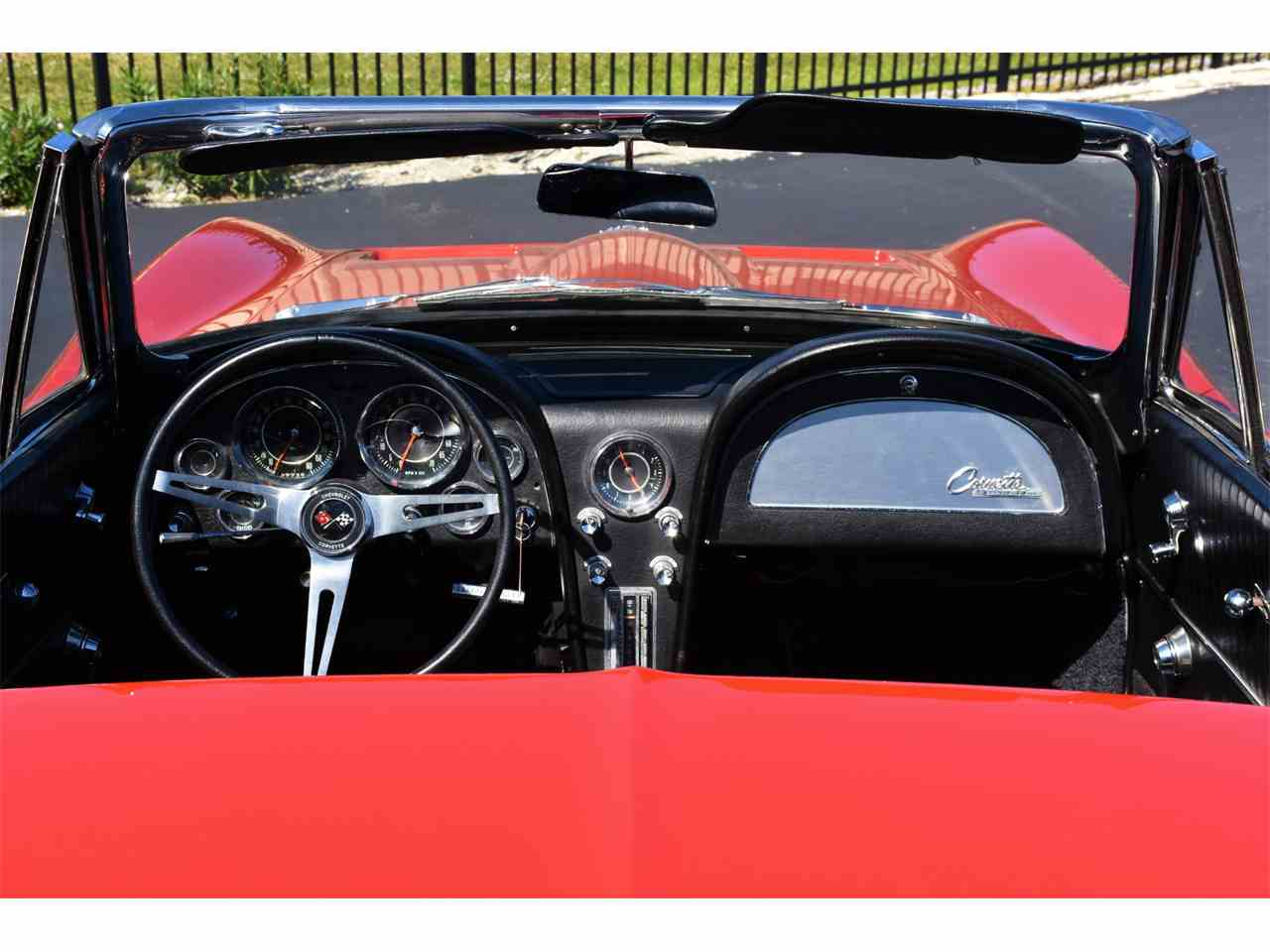 Large Picture of '64 Corvette Auction Vehicle Offered by Ideal Classic Cars - MCOS