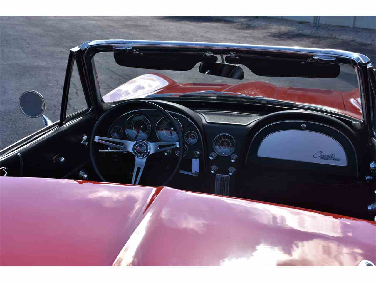 Large Picture of Classic 1964 Chevrolet Corvette located in Florida Auction Vehicle - MCOS