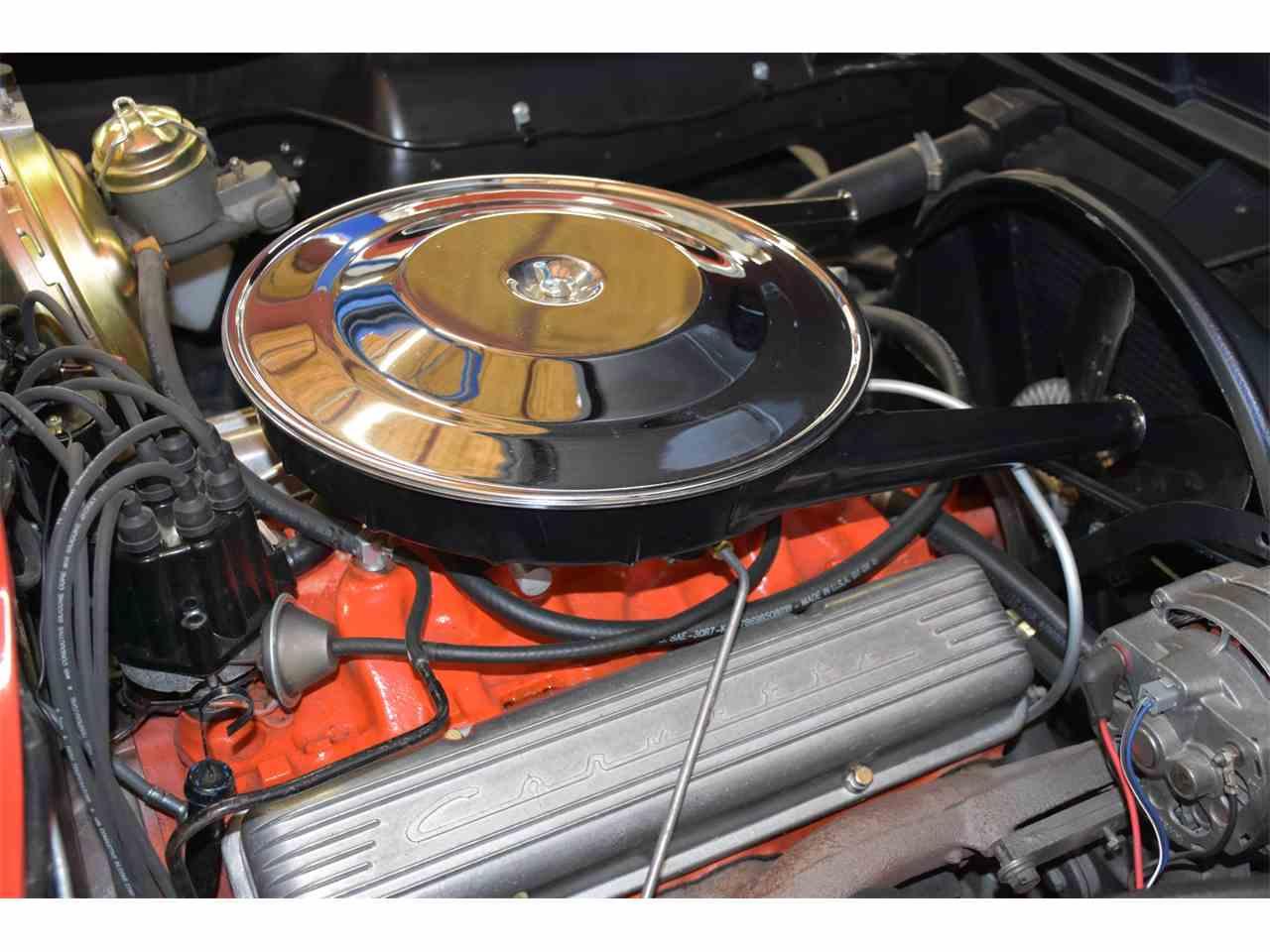 Large Picture of '64 Chevrolet Corvette Auction Vehicle - MCOS