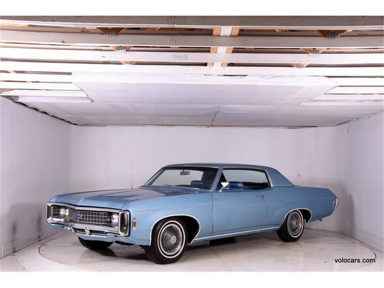 Large Picture of '69 Caprice - MCPL