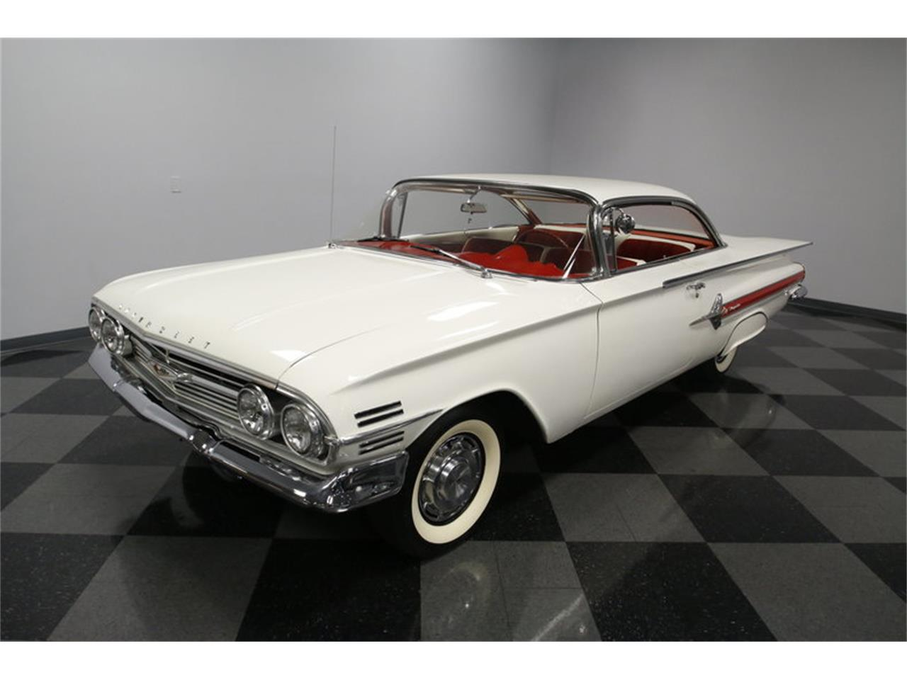 Large Picture of '60 Impala Offered by Streetside Classics - Charlotte - MAOZ