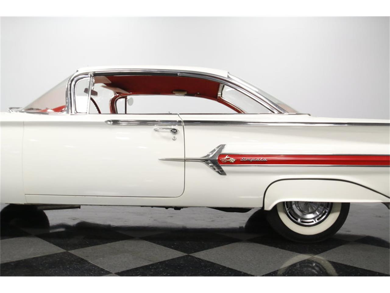 Large Picture of Classic 1960 Chevrolet Impala located in Concord North Carolina Offered by Streetside Classics - Charlotte - MAOZ