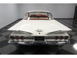Picture of Classic 1960 Chevrolet Impala located in Concord North Carolina Offered by Streetside Classics - Charlotte - MAOZ
