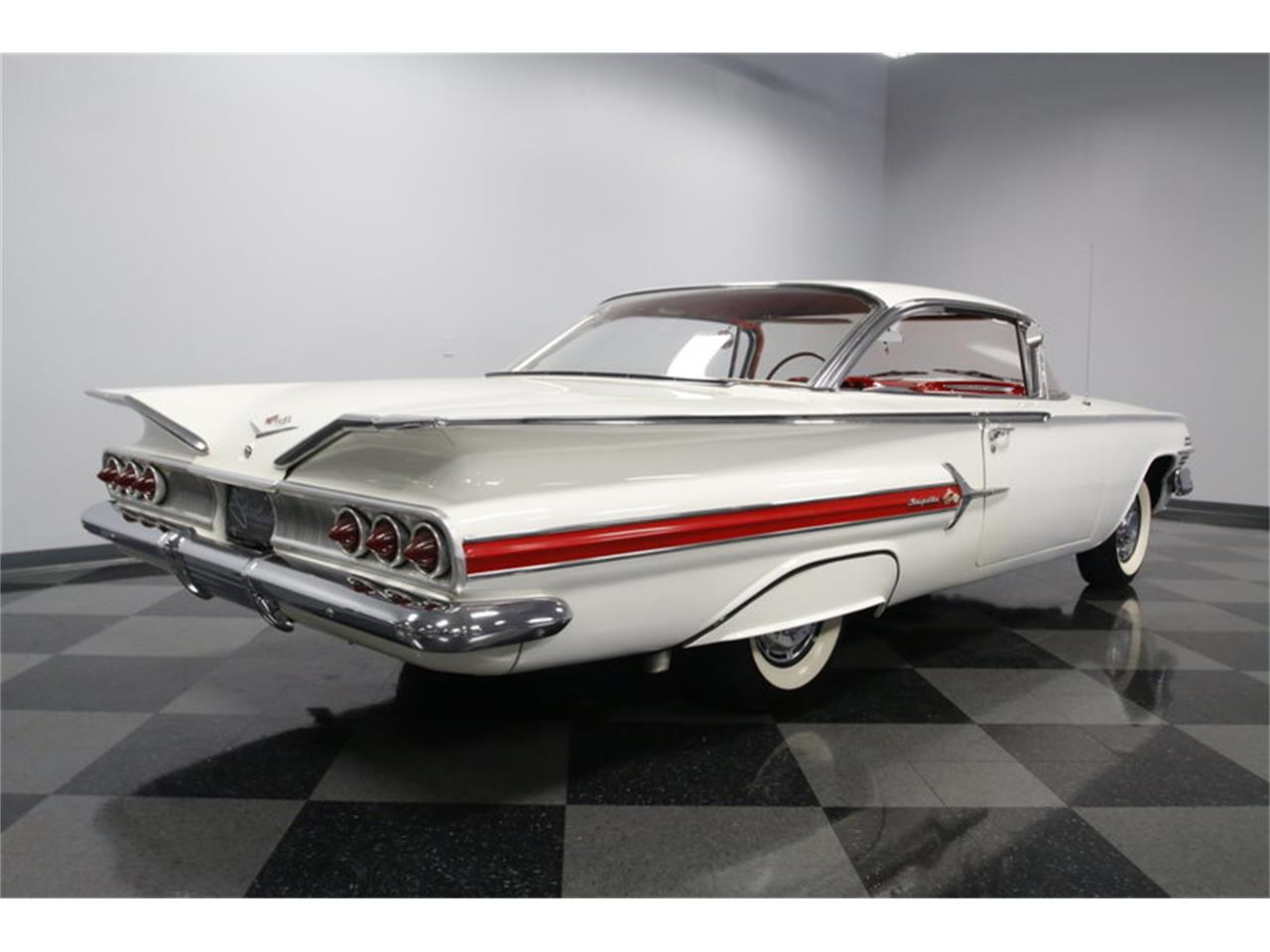 Large Picture of '60 Chevrolet Impala located in Concord North Carolina - $36,995.00 Offered by Streetside Classics - Charlotte - MAOZ
