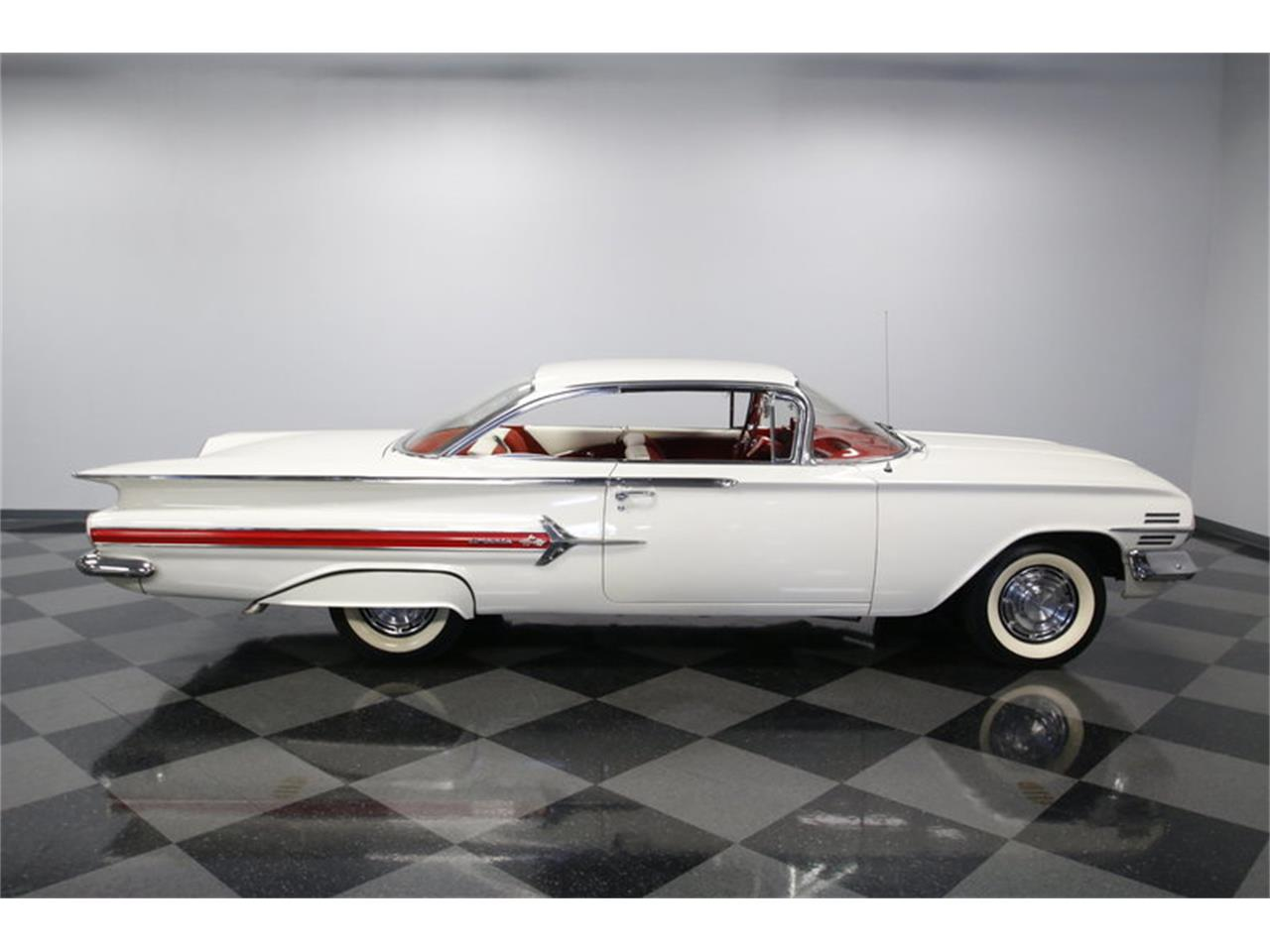 Large Picture of 1960 Chevrolet Impala located in North Carolina Offered by Streetside Classics - Charlotte - MAOZ