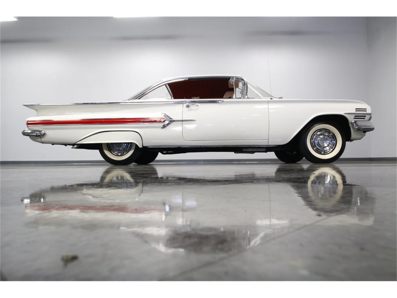 Large Picture of Classic '60 Chevrolet Impala Offered by Streetside Classics - Charlotte - MAOZ