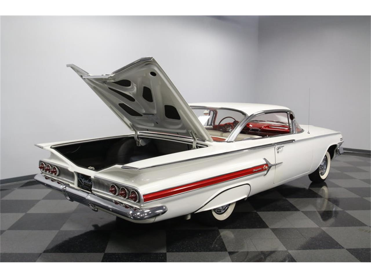 Large Picture of Classic 1960 Chevrolet Impala - $36,995.00 Offered by Streetside Classics - Charlotte - MAOZ