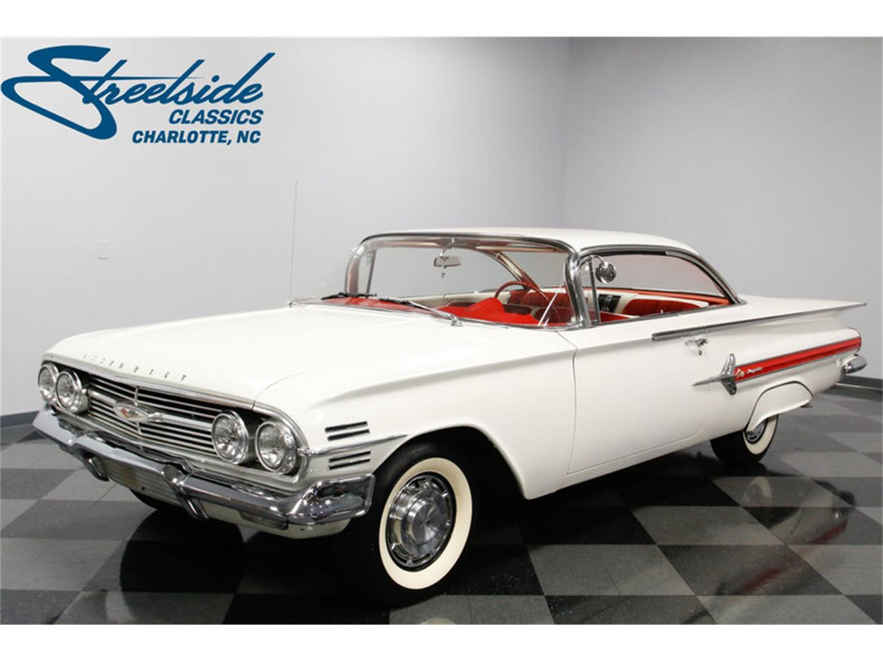 Large Picture of Classic '60 Chevrolet Impala - MAOZ