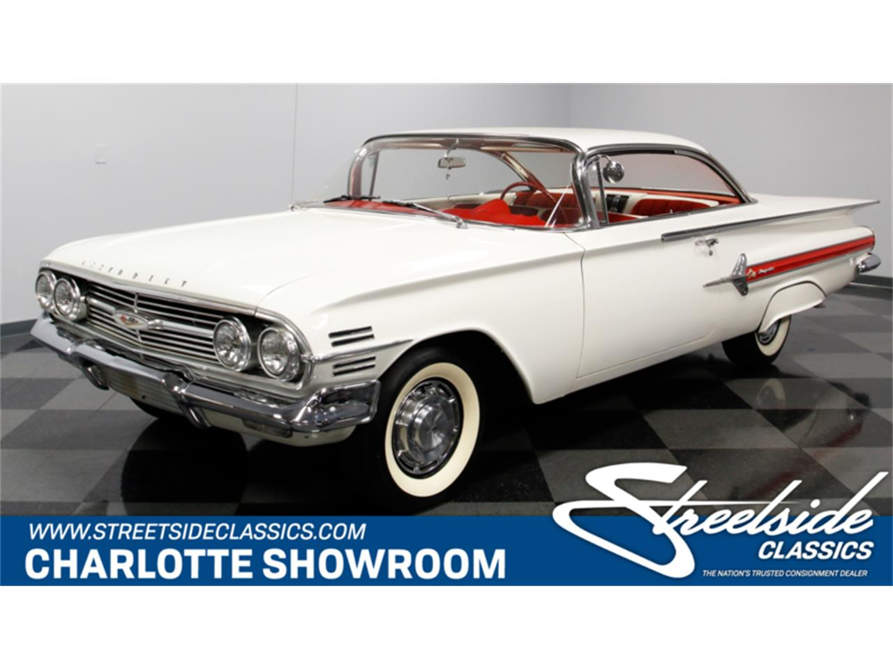 Large Picture of Classic 1960 Impala located in North Carolina - $36,995.00 - MAOZ