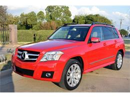 Picture of '10 GLK350 located in Fort Worth Texas - MCPX