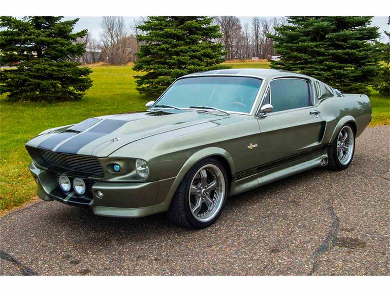 Large Picture of Classic '67 Ford Mustang located in Minnesota Offered by Ellingson Motorcars - MCQ2