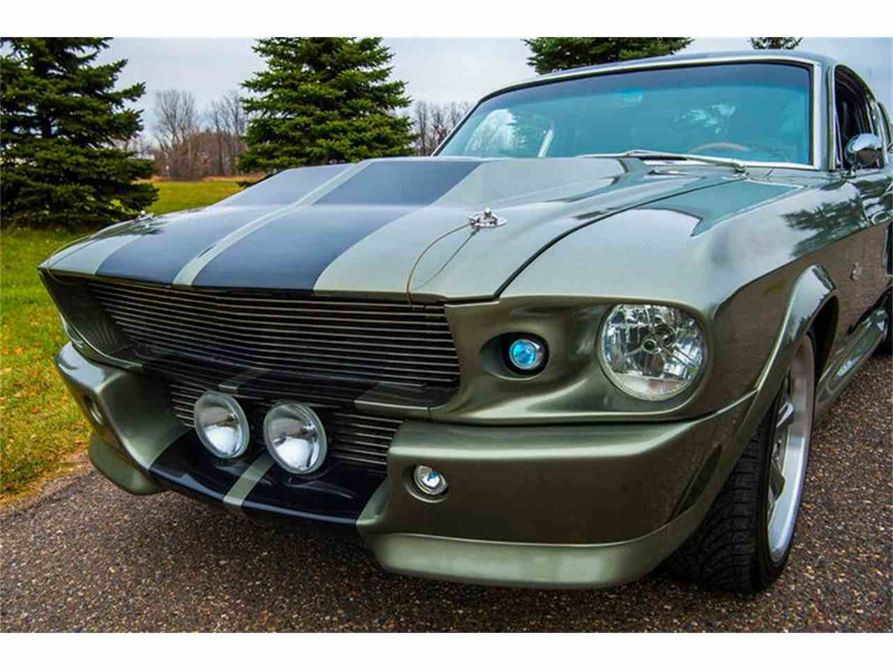 Large Picture of Classic 1967 Mustang located in Minnesota - $149,995.00 - MCQ2