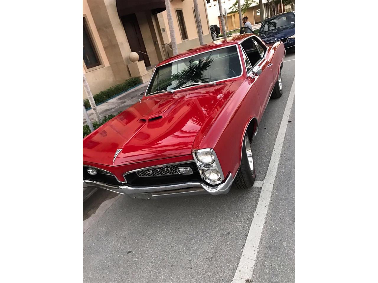 1967 pontiac gto for sale classiccars com cc 1042994
