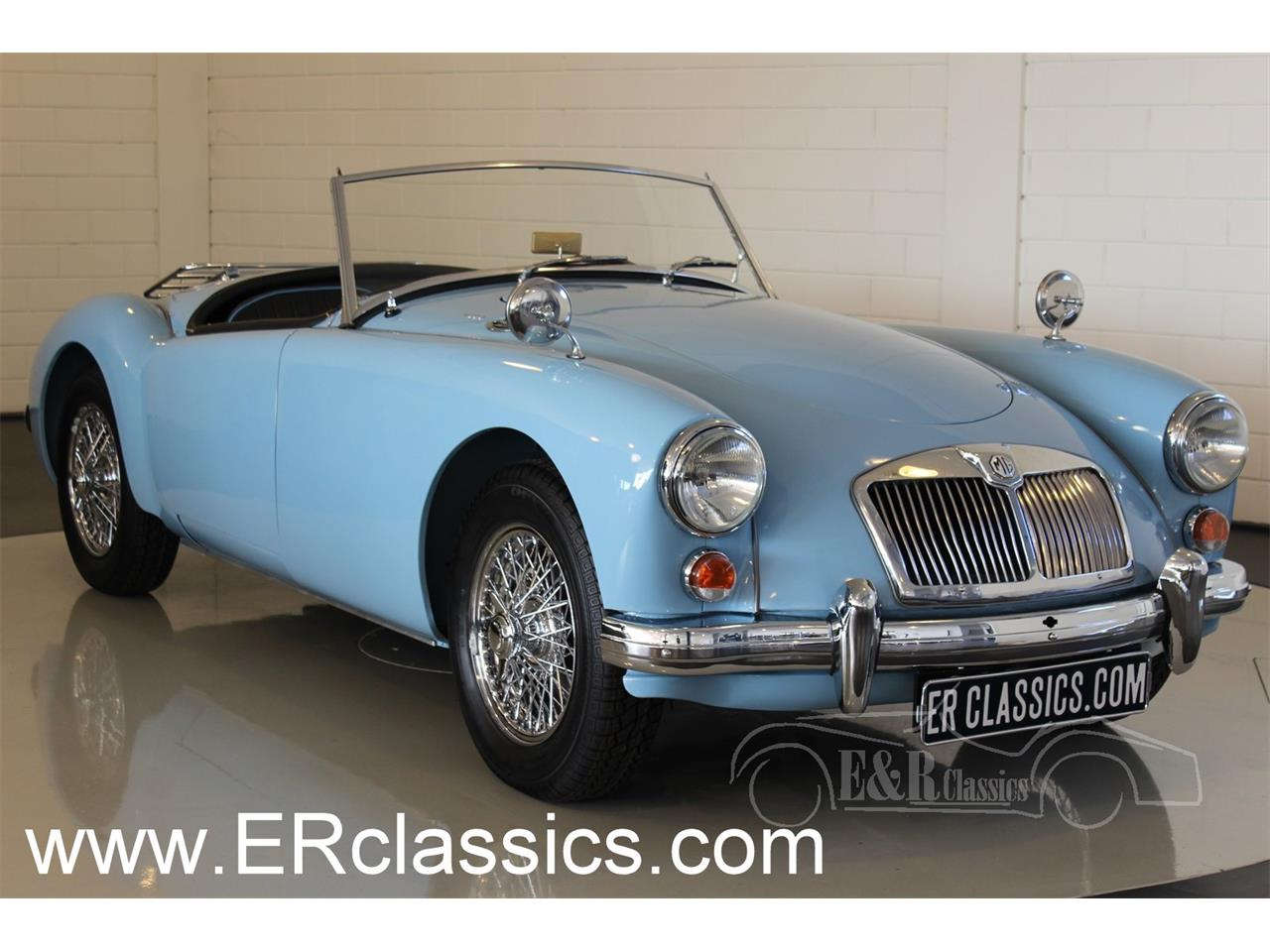 Large Picture of '61 MGA - MAGZ