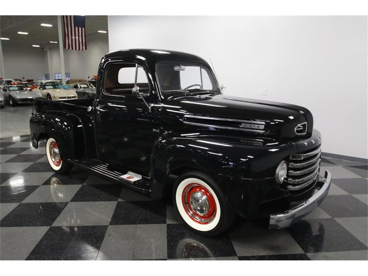 1949 Ford F1 For Sale Cc 1040301 Pickup Car Tuning Pictures Large Picture Of 49 Map9