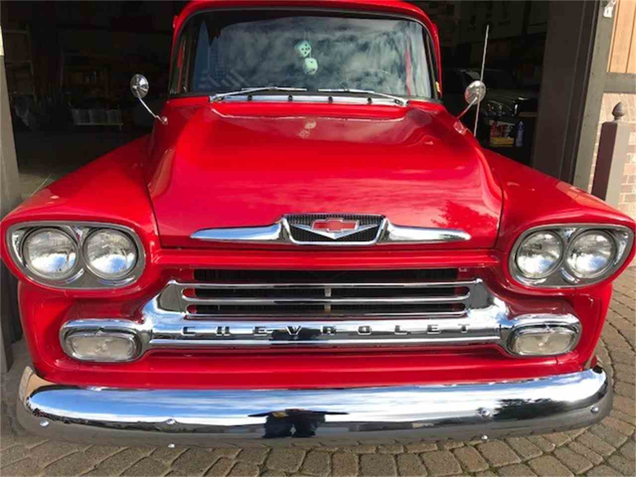 Large Picture of '58 Apache - MCSP