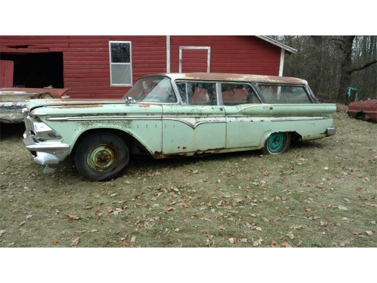 Large Picture of Classic 1959 Edsel Villager Offered by Dan's Old Cars - MCSU