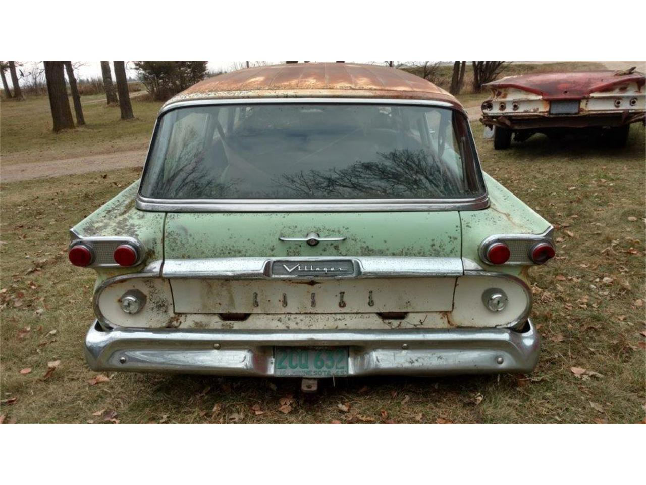 Large Picture of Classic '59 Villager Offered by Dan's Old Cars - MCSU