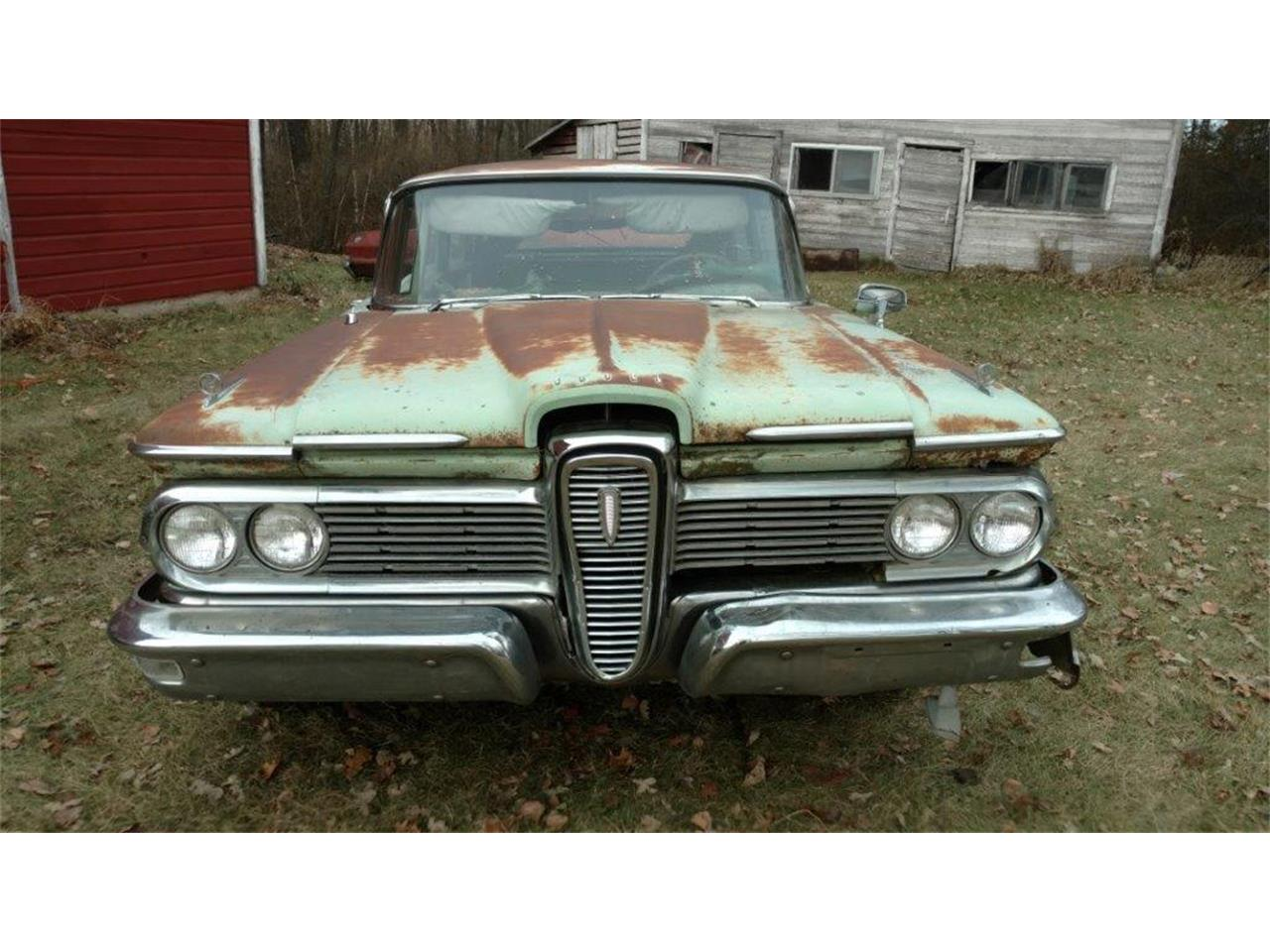 Large Picture of 1959 Edsel Villager located in Parkers Prairie Minnesota - $1,800.00 - MCSU