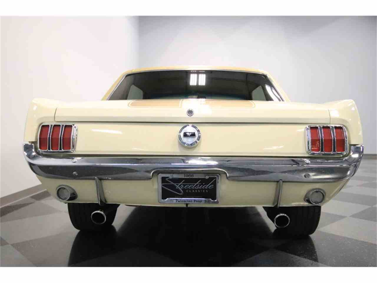 Large Picture of '66 Mustang - MCSZ