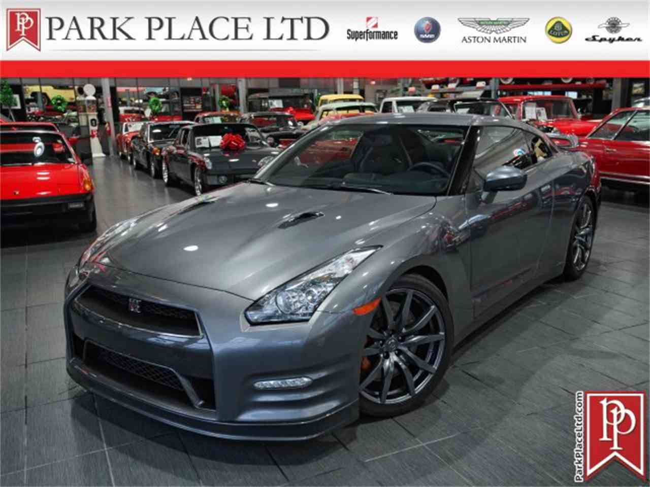 Large Picture of '14 GT-R - MCTA
