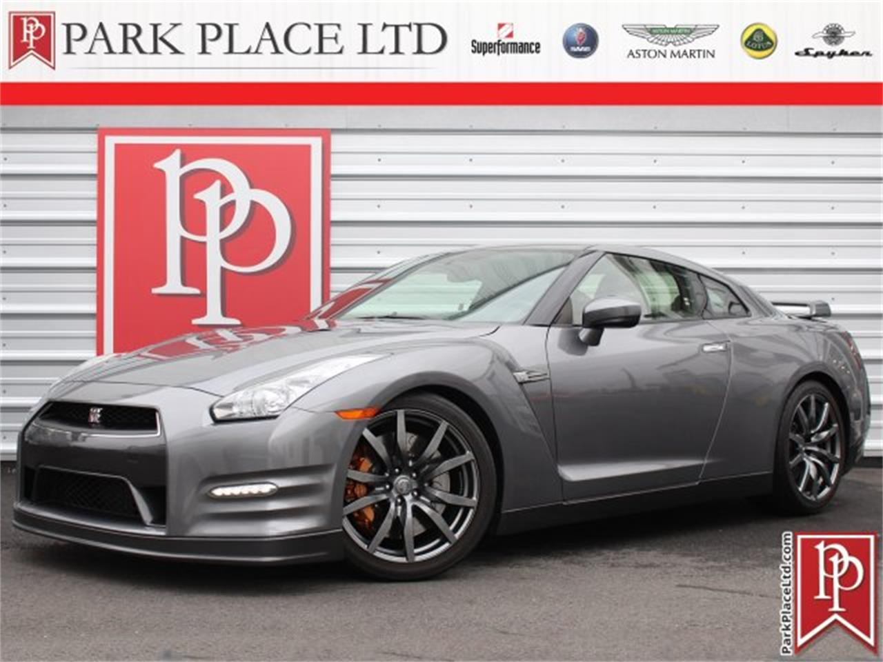 Large Picture of 2014 GT-R located in Washington - $69,950.00 Offered by Park Place Ltd - MCTA