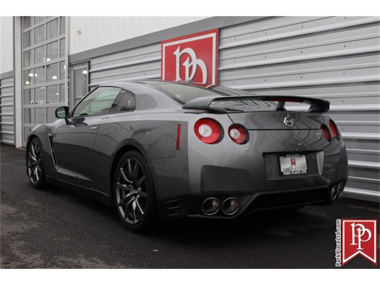 Large Picture of 2014 GT-R located in Bellevue Washington Offered by Park Place Ltd - MCTA