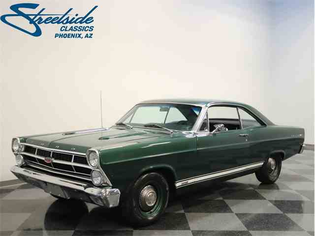 1967 Ford Fairlane For Sale On Classiccars Com