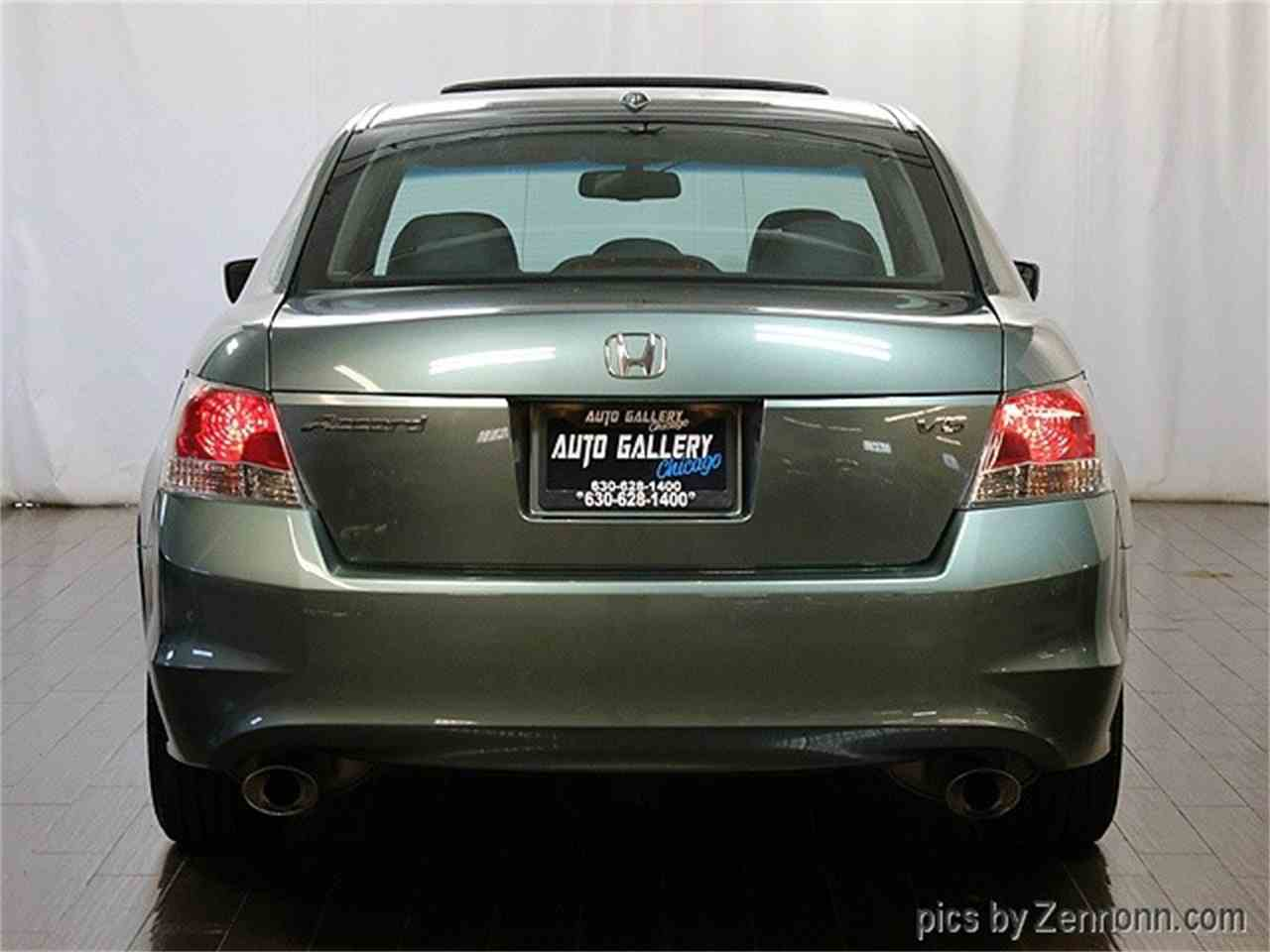 Large Picture of 2008 Accord located in Illinois Offered by Auto Gallery Chicago - MCTJ
