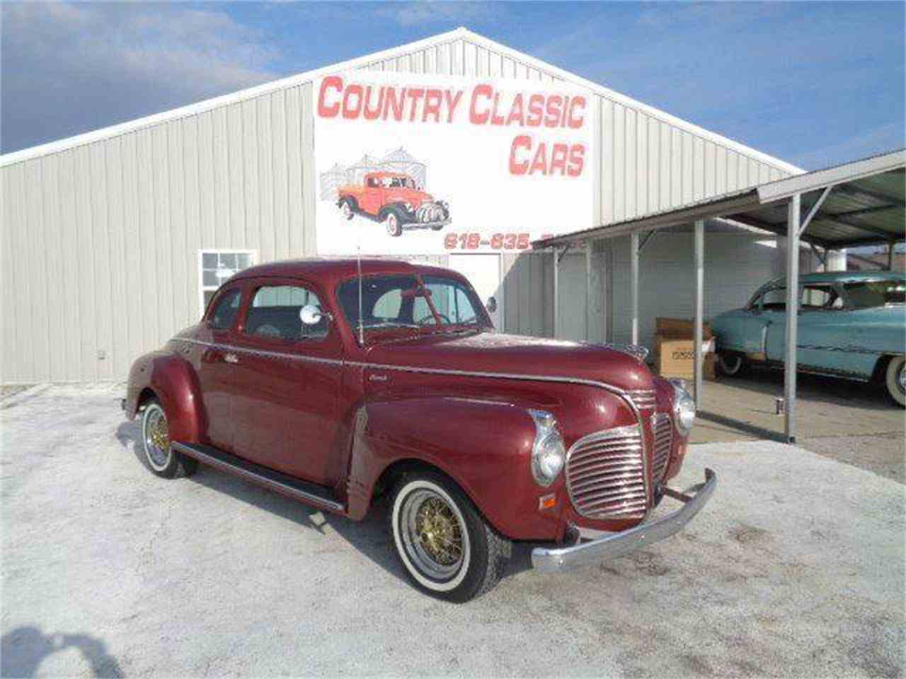1941 Plymouth Coupe for Sale | ClassicCars.com | CC-1043053