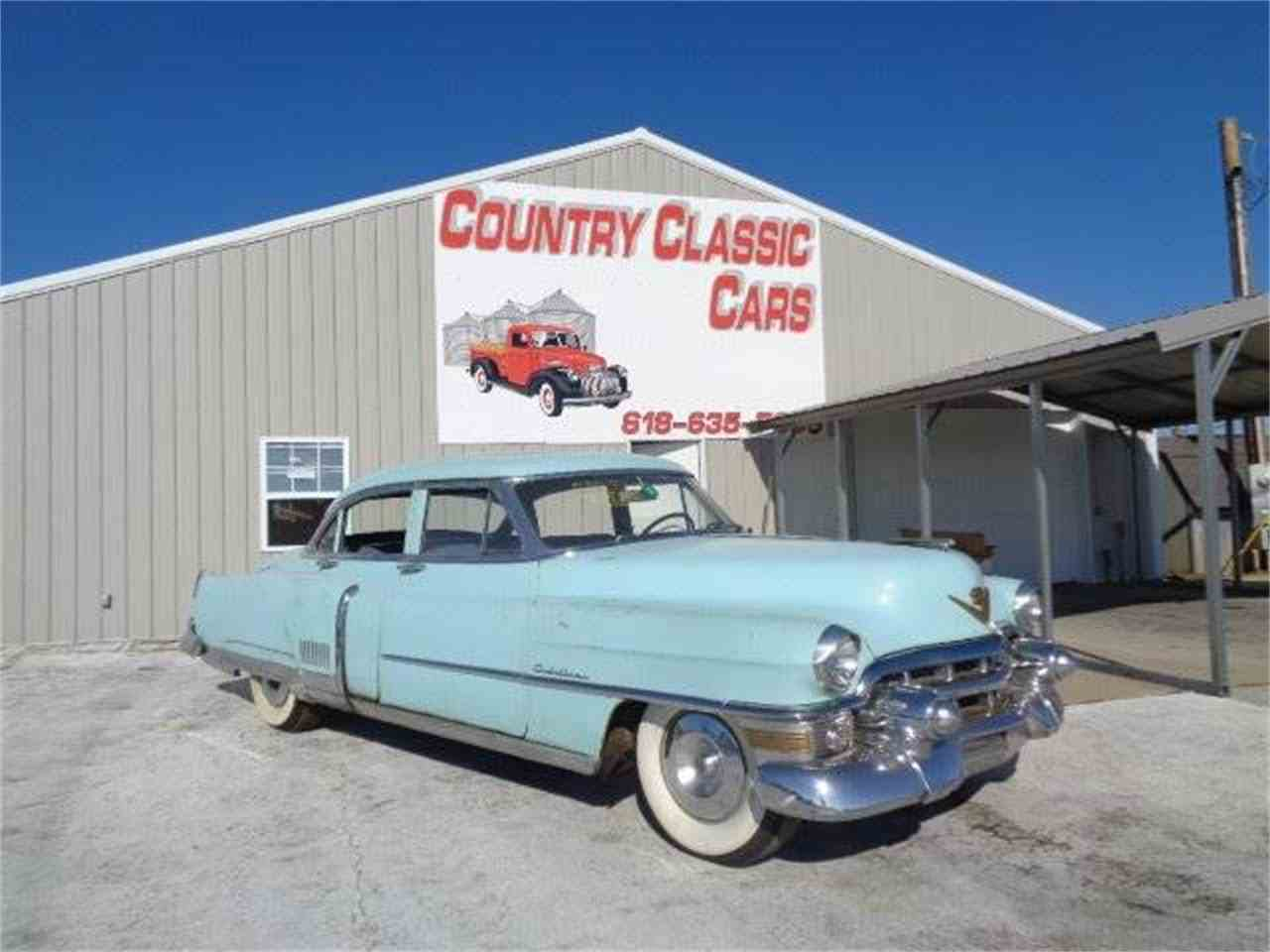 Large Picture of '53 Fleetwood - MCTR