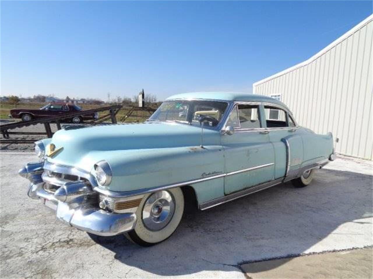 Large Picture of '53 Cadillac Fleetwood Offered by Country Classic Cars - MCTR
