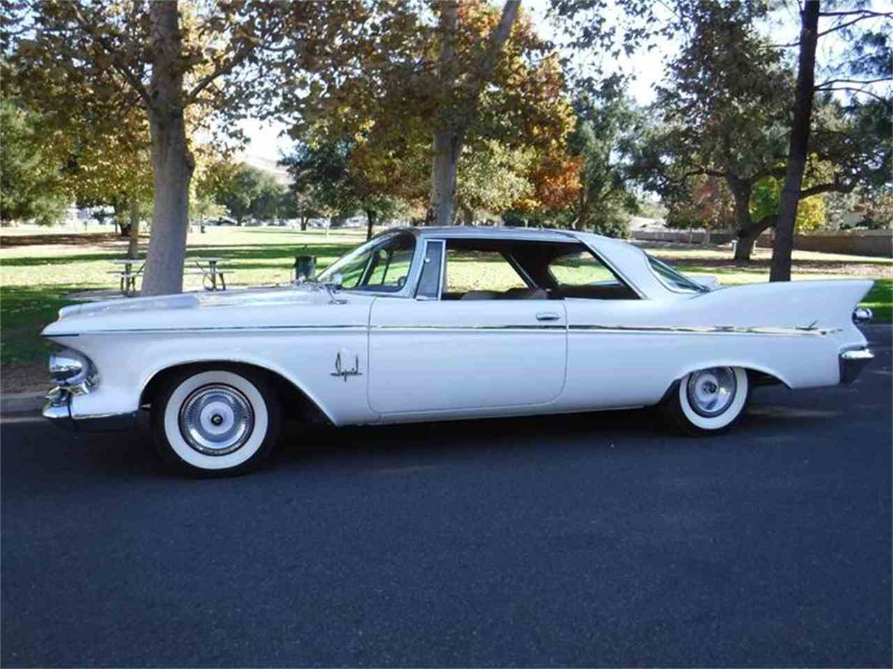 1961 chrysler imperial for sale cc 1043061 for Allen motors thousand oaks