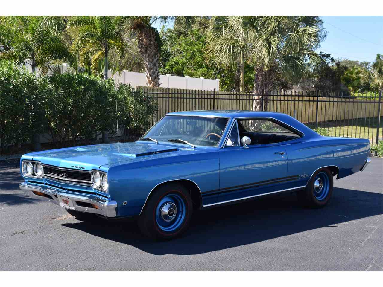 Large Picture of Classic '68 Plymouth GTX Auction Vehicle - MCTY