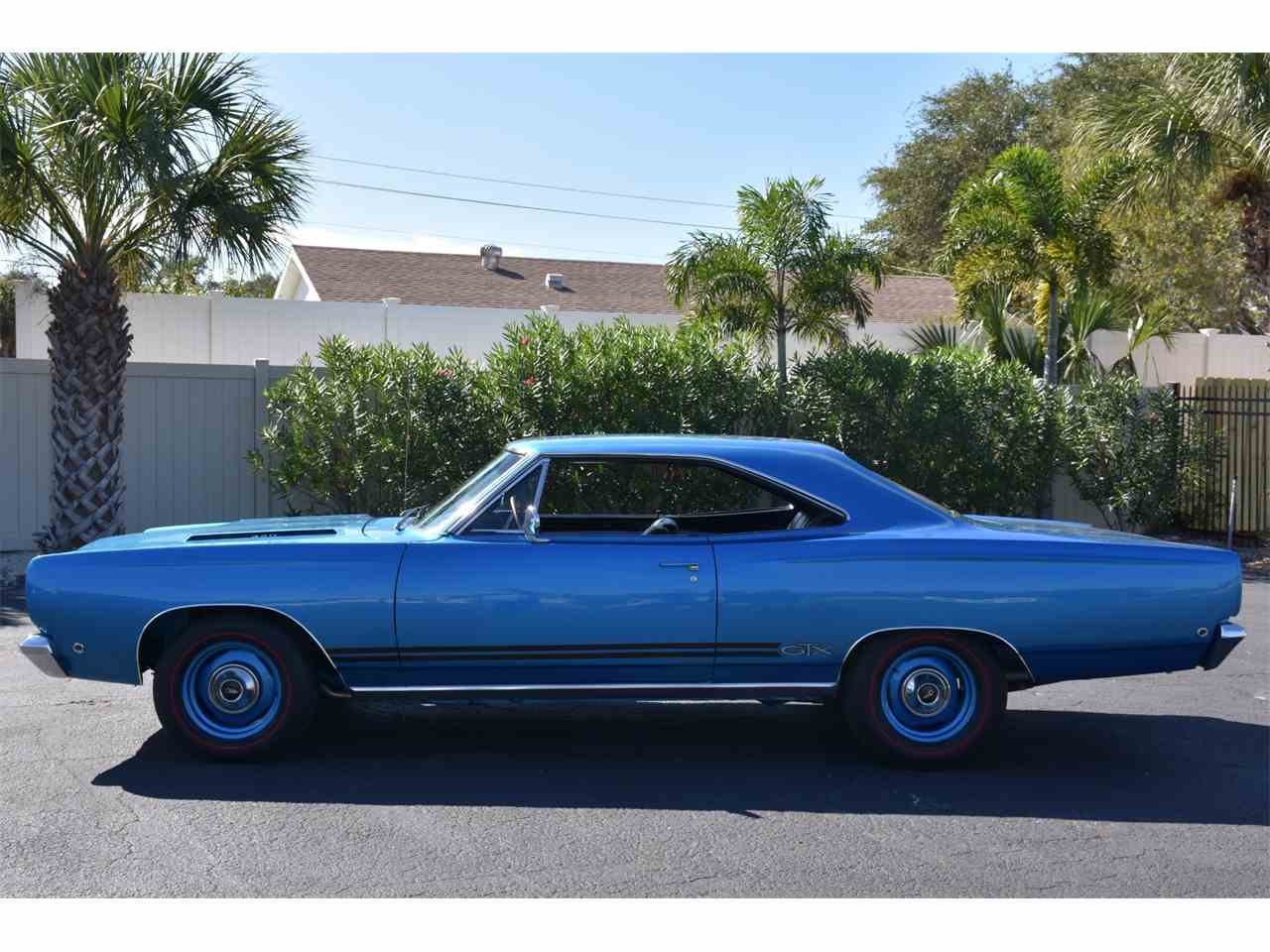 Large Picture of Classic '68 Plymouth GTX located in Florida - MCTY