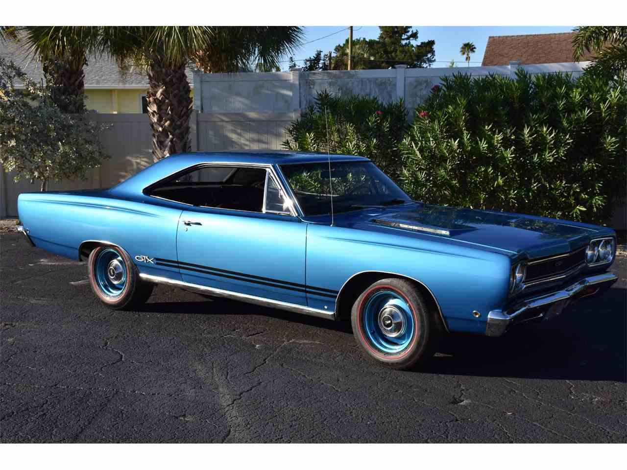 Large Picture of Classic 1968 GTX - MCTY