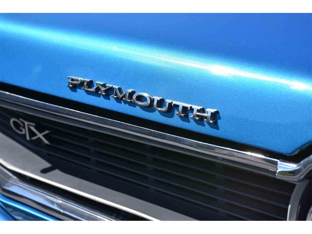 Large Picture of Classic '68 Plymouth GTX located in Venice Florida Auction Vehicle - MCTY