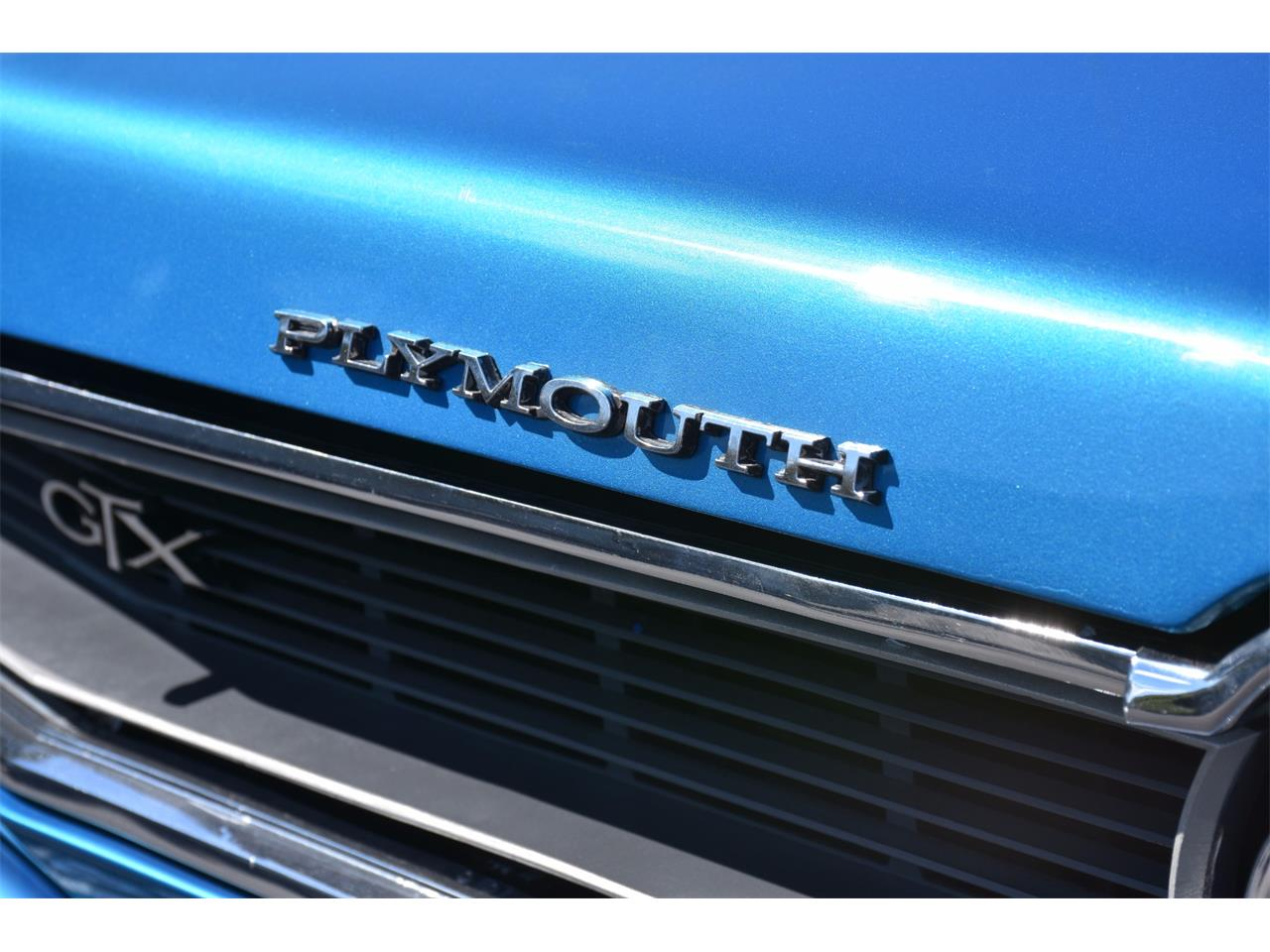 Large Picture of Classic '68 Plymouth GTX Auction Vehicle Offered by Ideal Classic Cars - MCTY