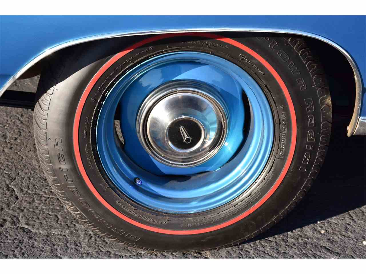 Large Picture of Classic 1968 Plymouth GTX Auction Vehicle - MCTY